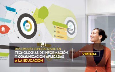 DIPLOMADO EN TIC APLICADAS A LA EDUCACIÓN