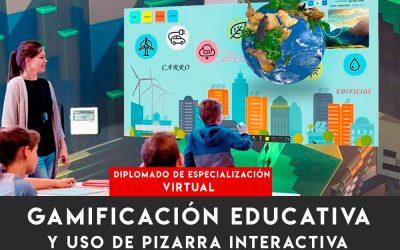 DIPLOMADO EN GAMIFICACIÓN EDUCATIVA