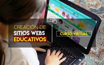 CURSO DE CREACIÓN DE SITIOS WEBS EDUCATIVOS