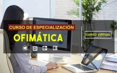 CURSO DE OFIMÁTICA